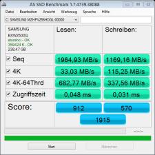 as-ssd-bench SAMSUNG MZHPV256 05.04.2015 15-44-46