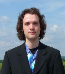 Christoph Drissl, aufgenommen Juni 2008